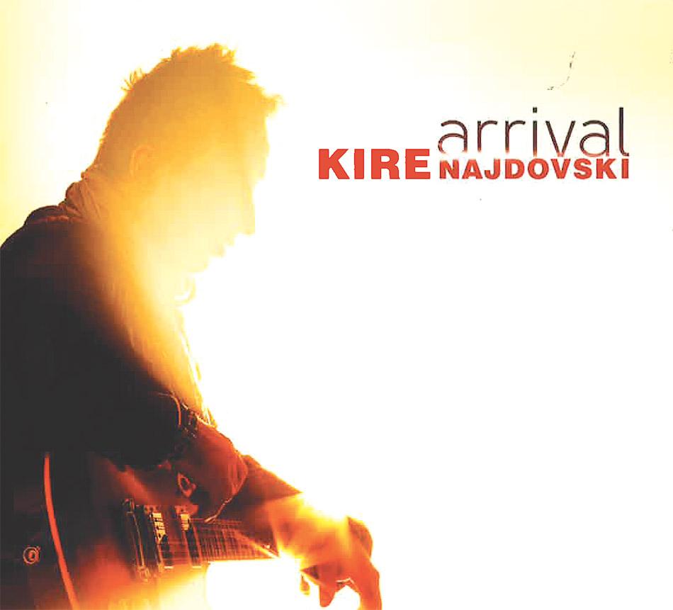 KireArrival_CD